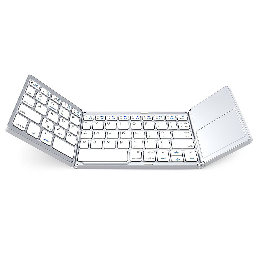 Foldy Keyboard. (White)