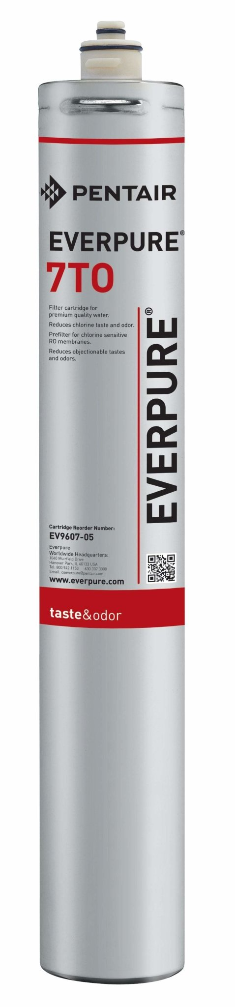 Everpure 7TO Cartridge EV9607-05 - Efilters.ca