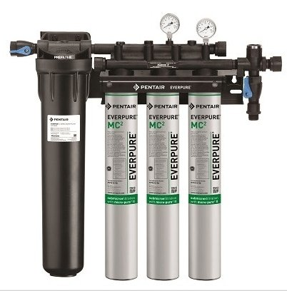 Everpure Coldrink 3-MC(2) Water Filter System EV9328-03 - Efilters.ca