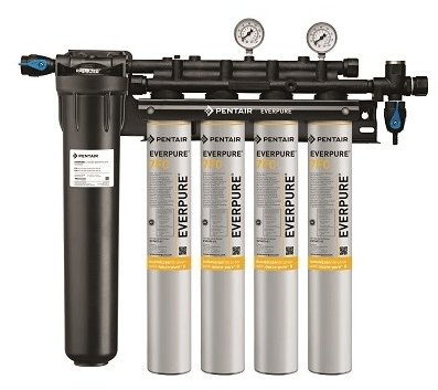 Everpure Coldrink 4-7FC Water Filter System EV9328-74 - Efilters.ca