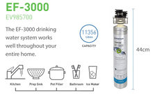 Load image into Gallery viewer, Everpure EF-3000 Drinking Water System EV9857-00 (3,000 gallons) - Efilters.ca