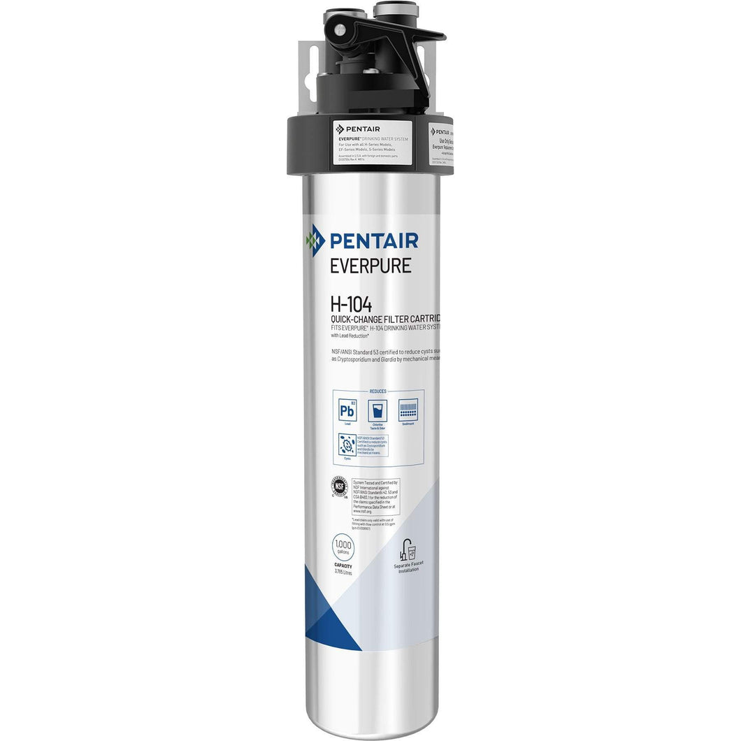 Everpure H-104 Drinking Water System EV9262-71 (1,000 gallons) - Efilters.ca