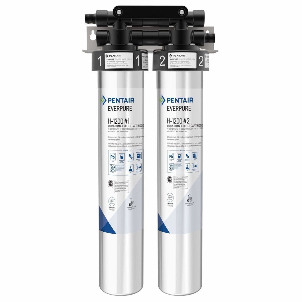 Everpure H-1200 Drinking Water System EV9282-00 (1,000 gallons) - Efilters.ca