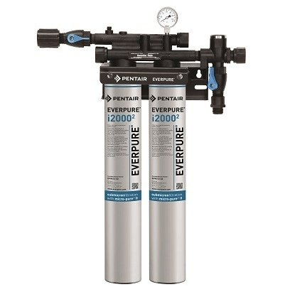 Everpure Insurice 2000(2) Twin Water Filter System EV9324-02 - Efilters.ca