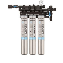 Load image into Gallery viewer, Everpure Insurice Triple 7SI Water Filter System EV9324-74 - Efilters.ca