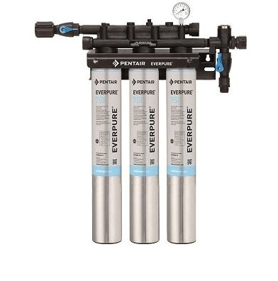 Everpure Insurice Triple 7SI Water Filter System EV9324-74 - Efilters.ca
