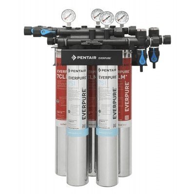 Everpure QC7i-7CLM+/7SI-D10 Water Filter System EV9278-41 - Efilters.ca
