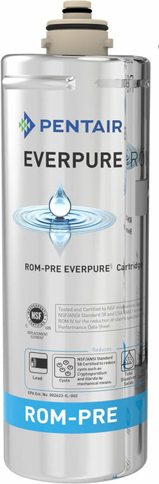 Everpure ROMIV Reverse Osmosis Pre & Post Filter Kit EV9296-70 - Efilters.ca