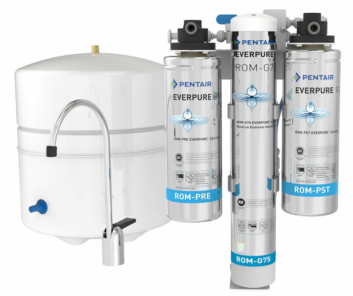 Everpure ROMIV/ROM4 Residential Reverse Osmosis System EV9296-50 - Efilters.ca