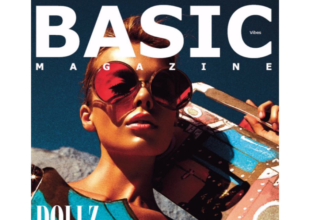 Basic magazine with our Cactus Édition