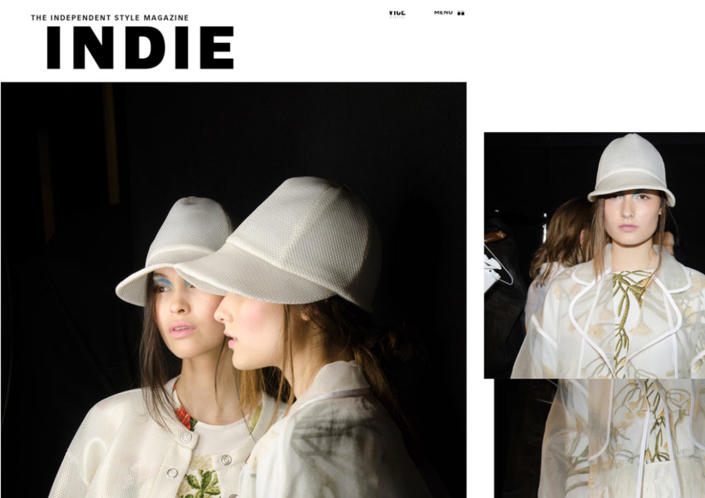 INDIE- The independent style magazine presents Cactus