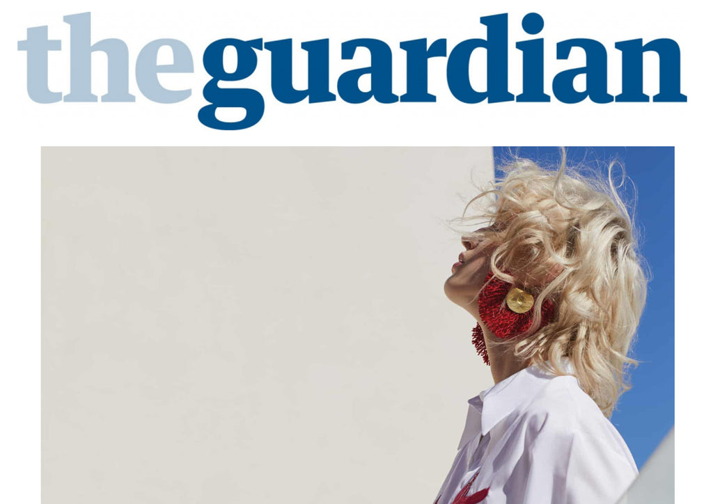 Magazine Shoots The Guardian & Vogue