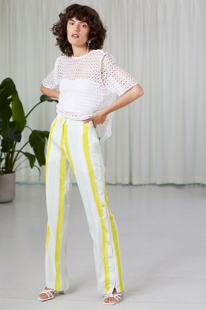 GIALLO TROUSERS