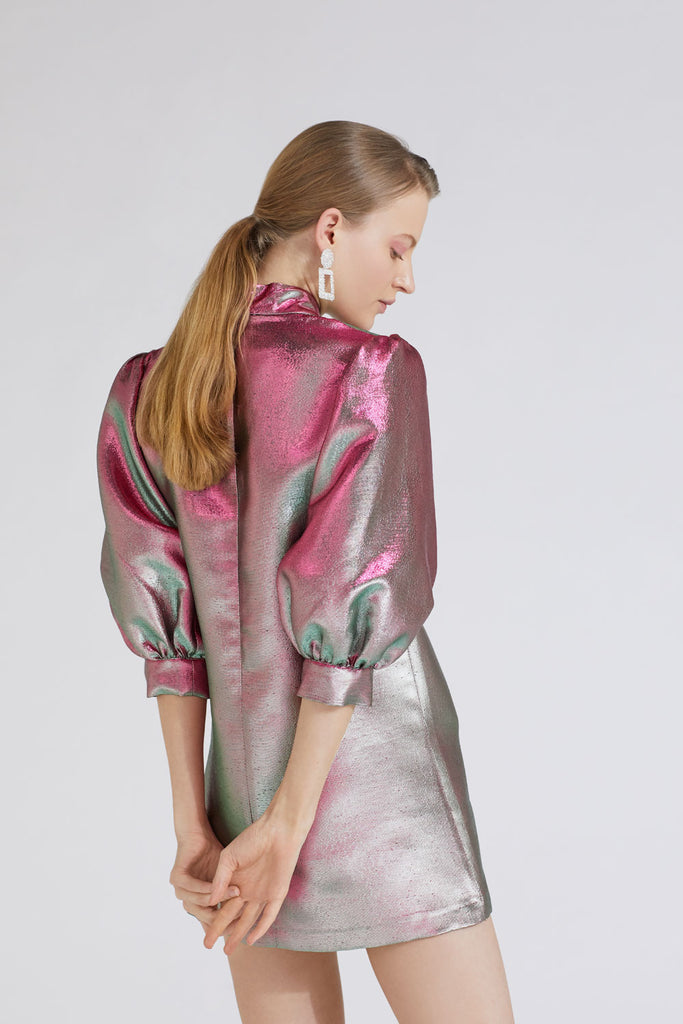 ORCHID DRESS