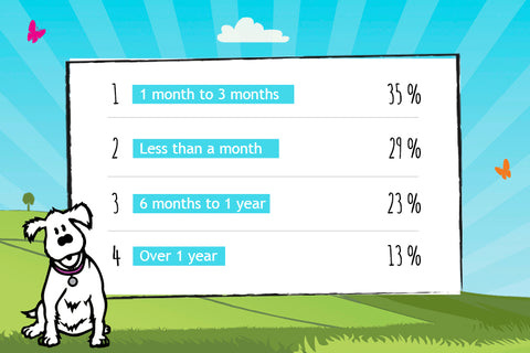 barking heads survey results infographic