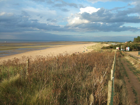 Old Hunstanton Beach, Norfolk