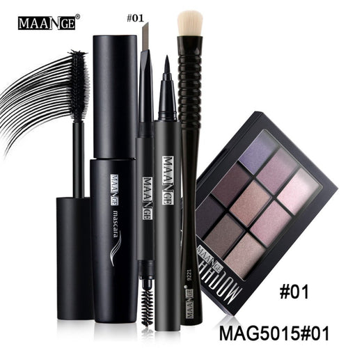 MAANGE Professional Makeup Set Kit 5 PCS - XtremeDeals4U