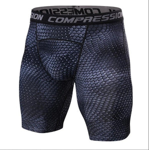 2018 new style Breathable Men's Compression Shorts - XtremeDeals4U