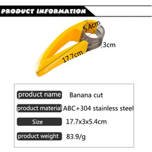 Load image into Gallery viewer, Banana Slicer - XtremeDeals4U