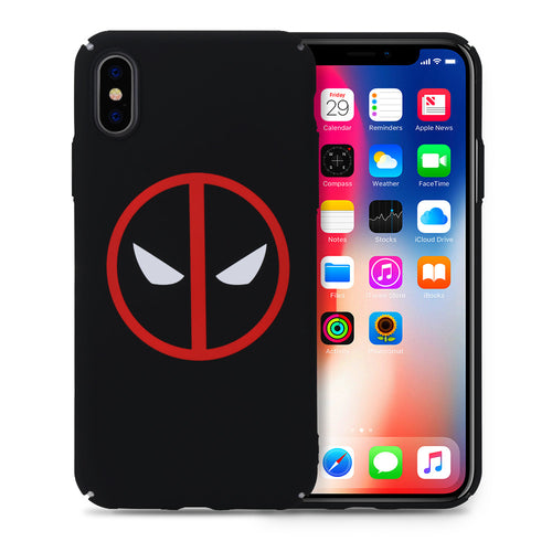 Cellphone Case Hard Perfect Touch Back Cover for IPhone X - XtremeDeals4U
