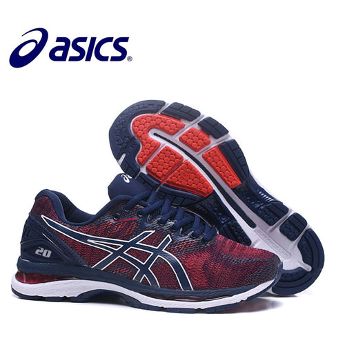 ASICS GEL-KAYANO 20 2018 New Men's Sneakers Outdoor Running Stability Shoes Asics Man's Running Shoes Breathable Sports Shoes - XtremeDeals4U