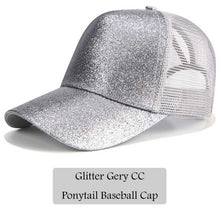 Load image into Gallery viewer, Glitter Baseball Cap - XtremeDeals4U
