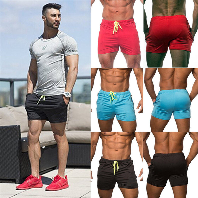 Men's Fitted Shorts - XtremeDeals4U