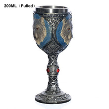 Load image into Gallery viewer, Wolf Mug and Goblet - XtremeDeals4U