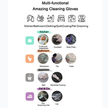 Load image into Gallery viewer, Silicone Scrubbing Gloves - XtremeDeals4U