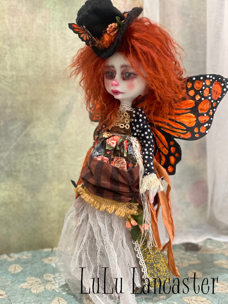 Magdalene the Monarch Original LuLu Lancaster Art Doll