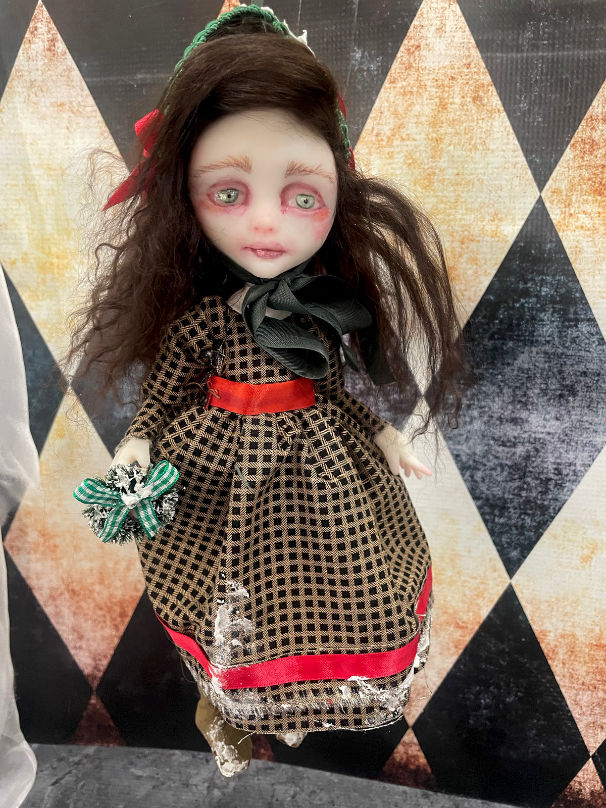 Affrey Mini Scrappy Dickens Original LuLu Lancaster Art Doll