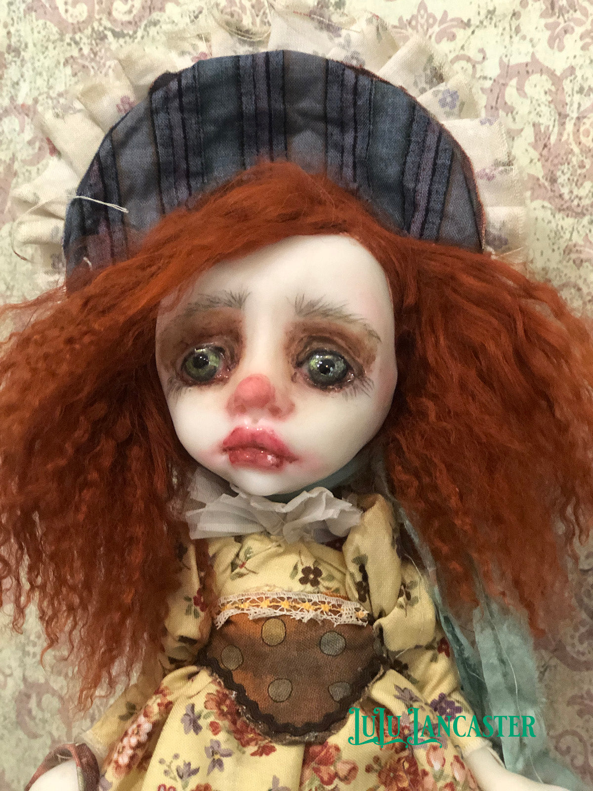Dear Danielle Original Art Doll One of a kind LuLu Lancaster