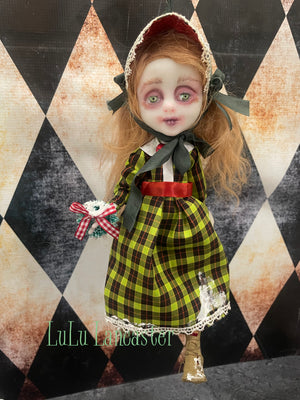 Dorrit Mini Scrappy Dickens Original LuLu Lancaster Art Doll