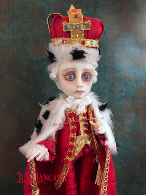 King George Original LuLu Lancaster Art Doll