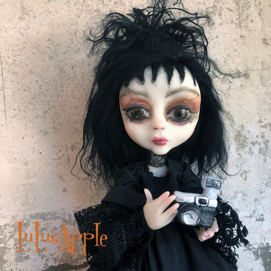 Little Lydia OOAK Art Doll LuLusApple
