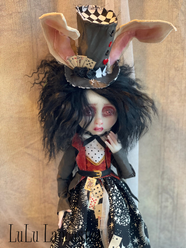 Mabry the Magician Original LuLu Lancaster Art Doll