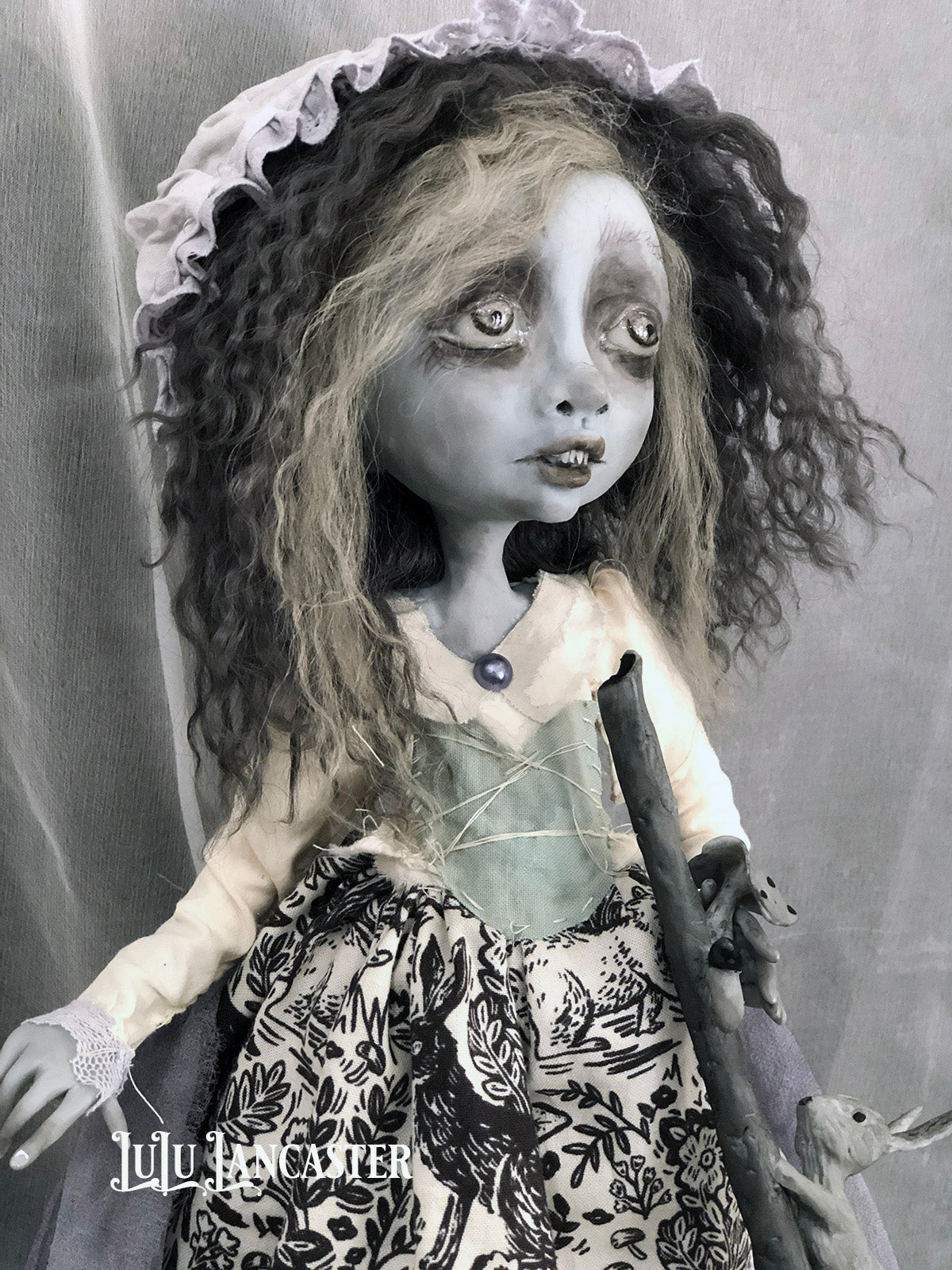 Neetha of the Sylvan Blackwoods OOAK LuLu Lancaster
