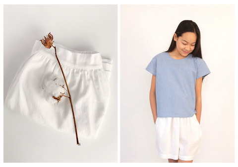 Chloe Shorts by The Teen Age