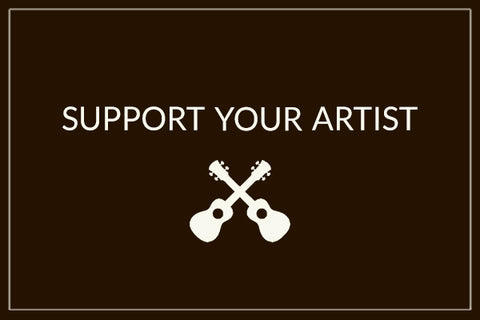 Support Your Artist Logo