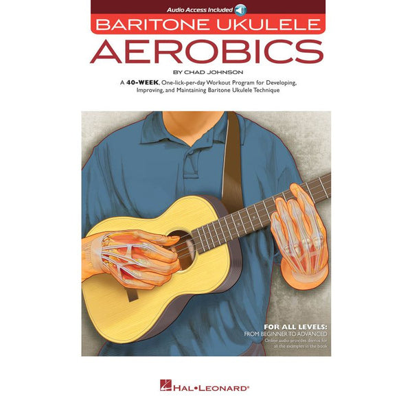 Baritone Ukulele Aerobics (English)