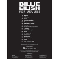 Billie Eilish for Ukulele (English)