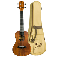 Flight Juliana Koa Konzert Ukulele inkl. Gigbag