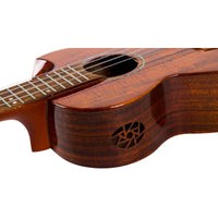 Flight Mustang Soundhole