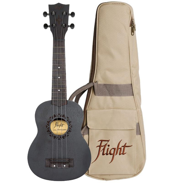 Flight NUS 310 Blackbird Sopran (inkl. Gigbag)