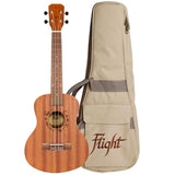 Flight NUT 310 Tenor Ukulele (inkl. Gigbag)