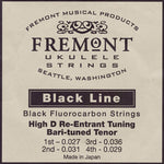 Fremont Ukulele Strings High-D Re-entrant Bari-tuned Tenor
