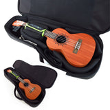 Fusion Urban Series Bariton/U-Bass Ukulele Bag
