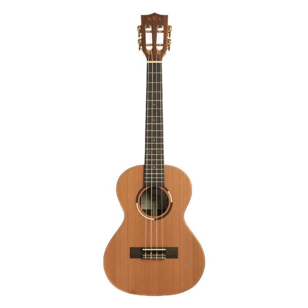Kala All Solid Cedar Top Pau Ferro Tenor Ukulele (KA-ASCP-T)
