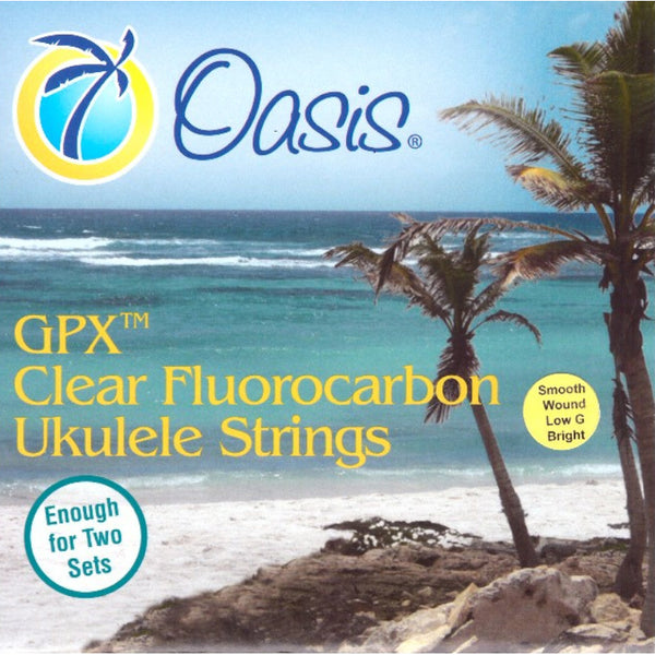 Oasis Fluorocarbon Smooth LowG Stringset Bright (UKE-8001)
