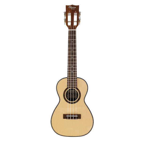 Ohana Solid Spruce / Solid Acacia Limited Edition (CK-250G)